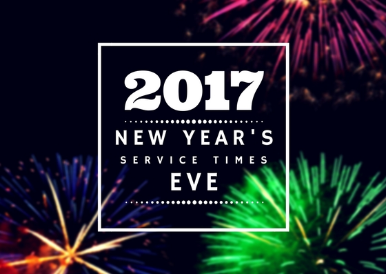 New Year\'s Eve Service Times - Brooklyn & Long Island — Christian ...