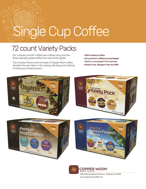 Single Hard Cups – 72 count