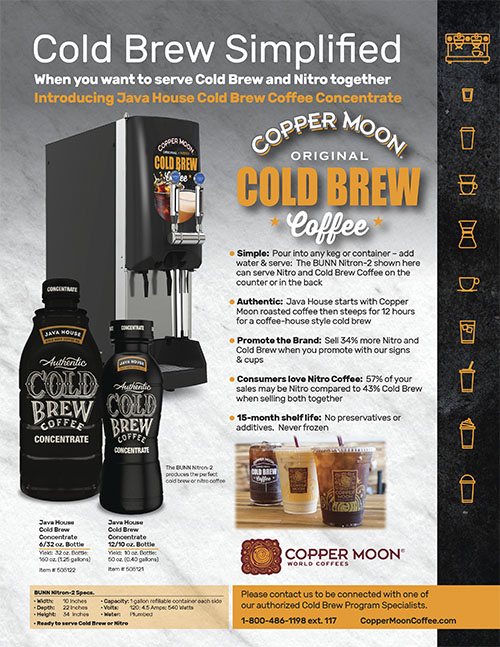 Cold Brew Simplified