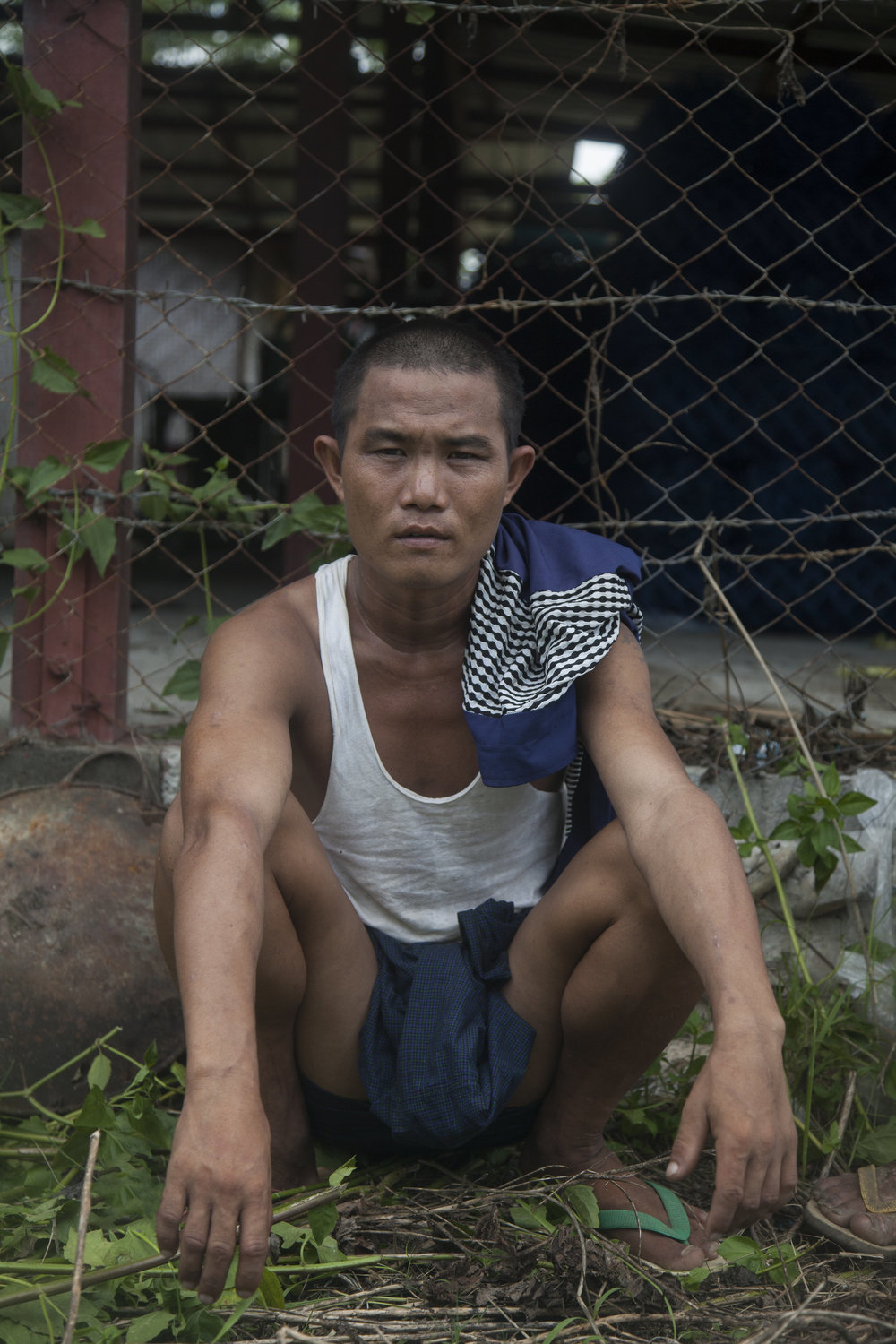The Vigilantes Fighting Myanmar's Drug War - Part 2 - Joshua McDonald | Huck Magazine | November 2017