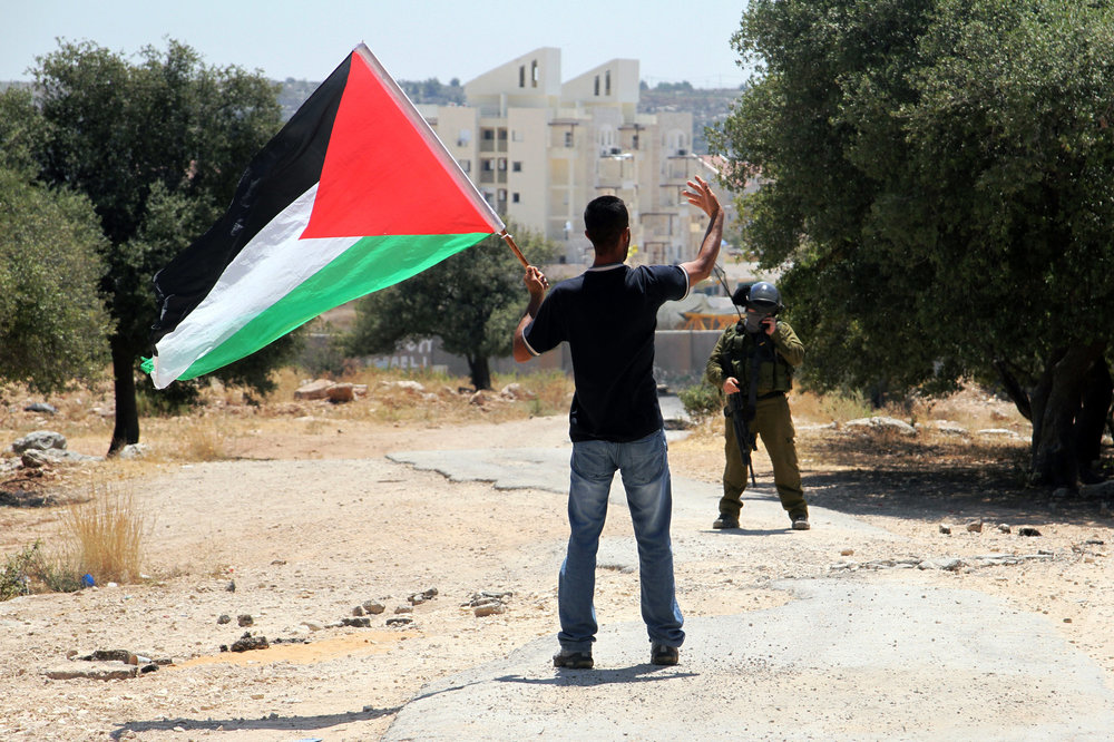 The Village of Bil'in: Nine Years of Peaceful Protest - Joshua McDonald | MEE | June 2015
