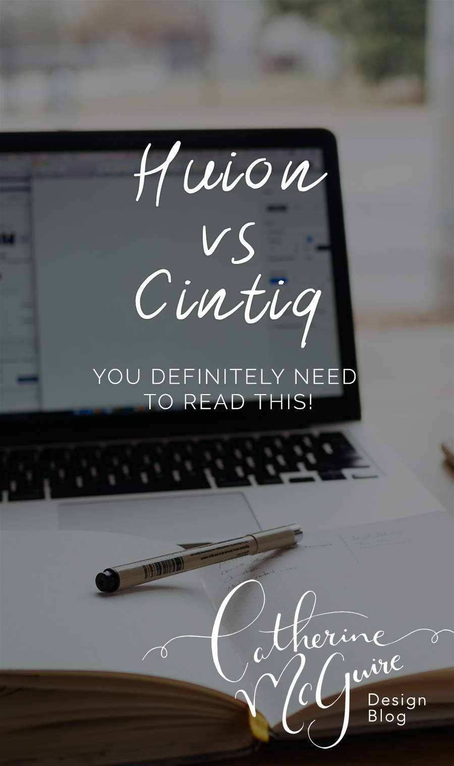 Huion GT-191 Versus Wacom Cintiq 22HD: Does It Hold Up? — Catherine