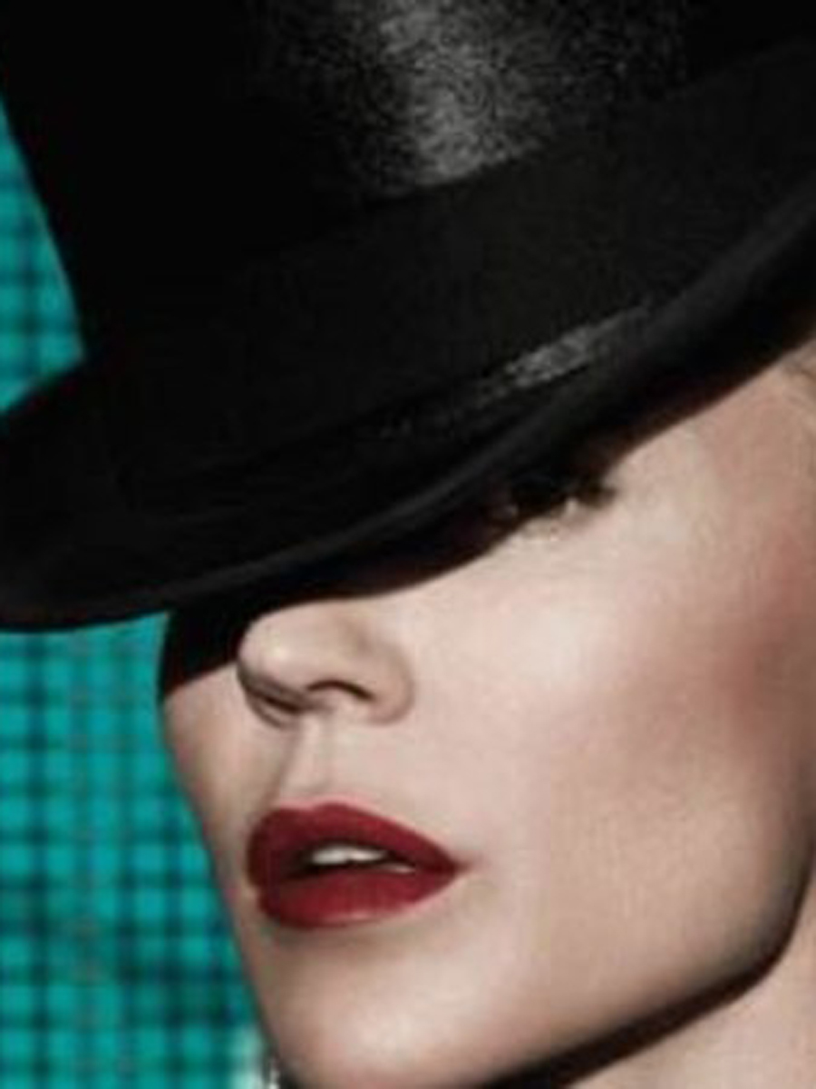 Daphne Guinness at FIT - W Magazine
