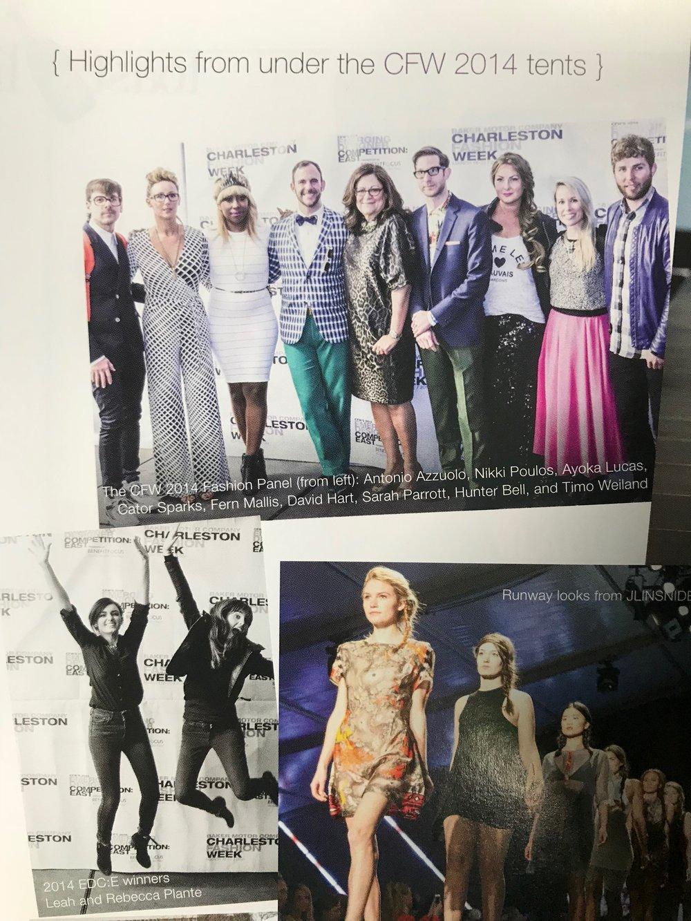 Charleston Magazine Fashion Week