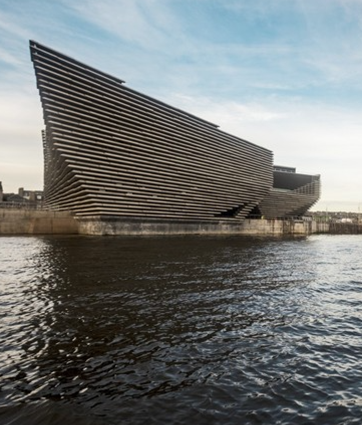 V&A Dundee - Arch Digest