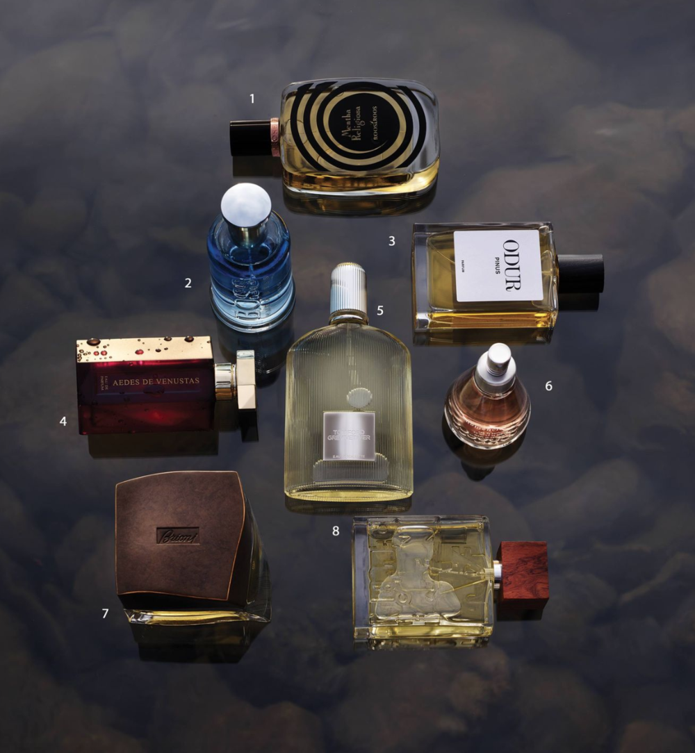 Fall Fragrance - Bloomberg