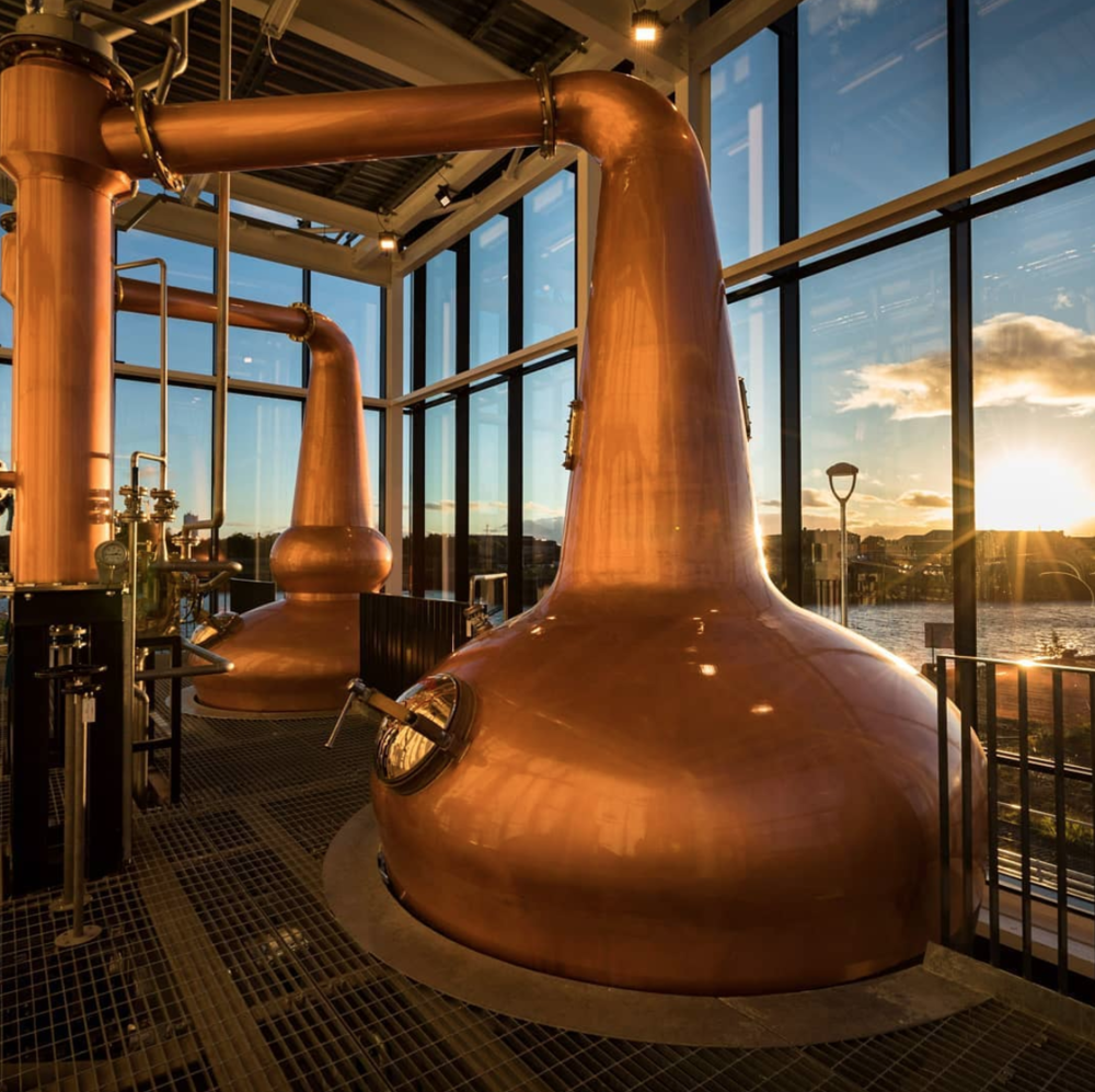 Scottish Distilleries - Bloomberg