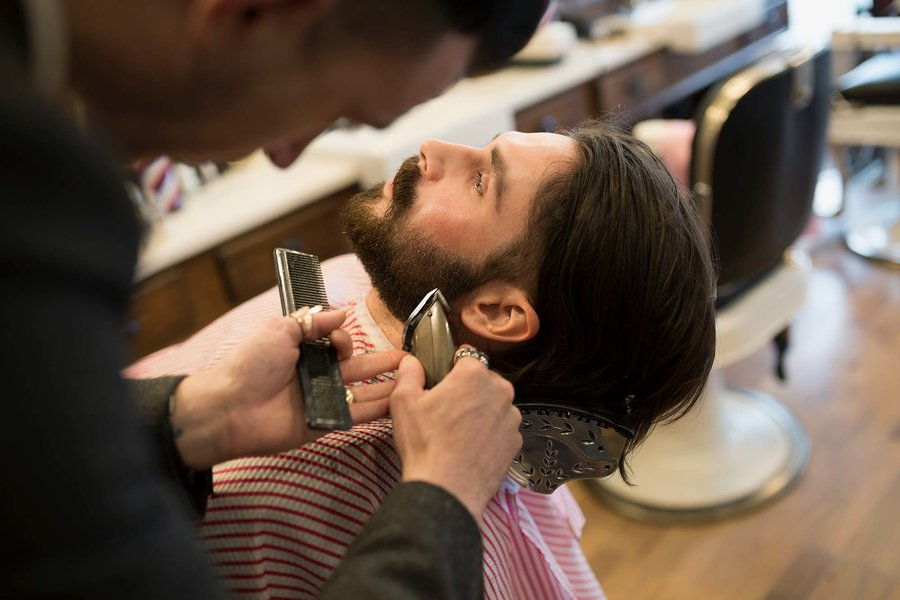 Beard Grooming Tips - Departures