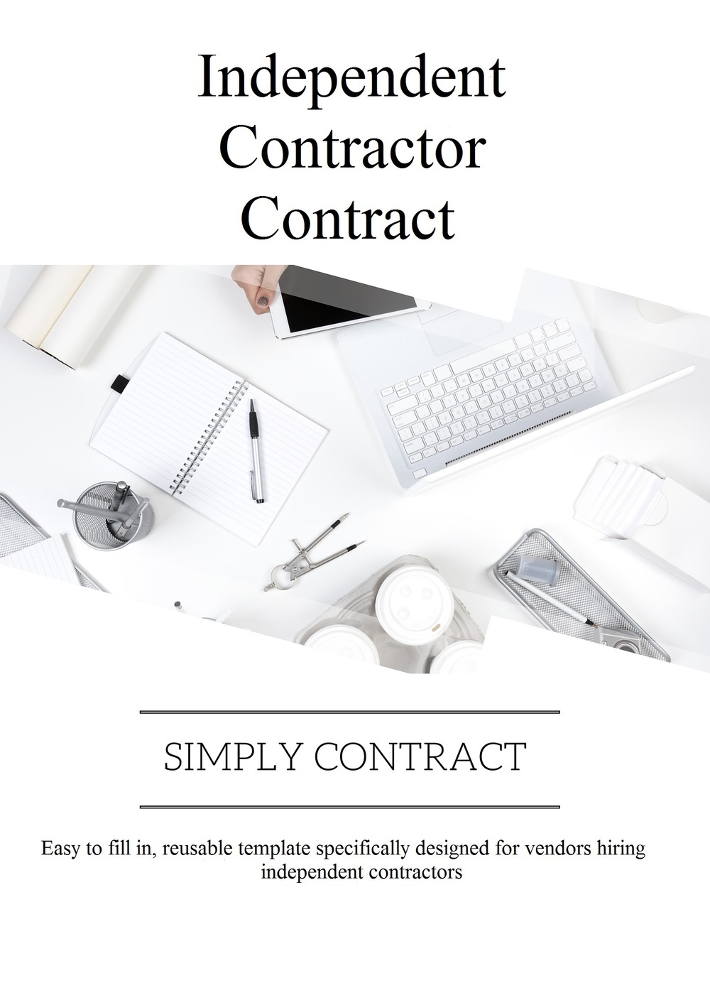 Independent Contractor Contract Simply Contract