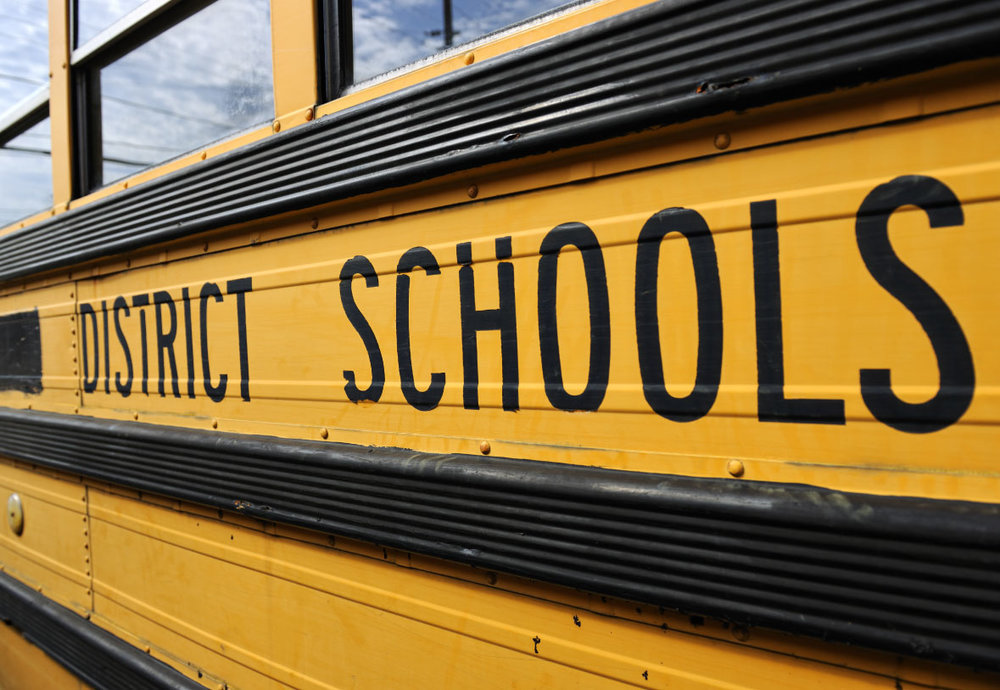 District School Bus