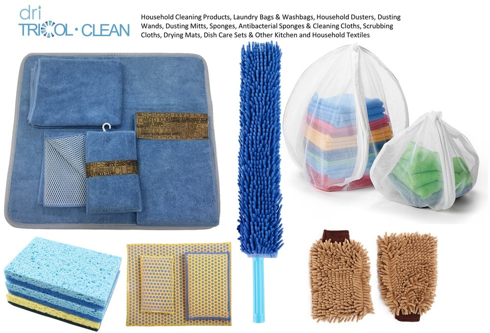 Tricol Clean Household