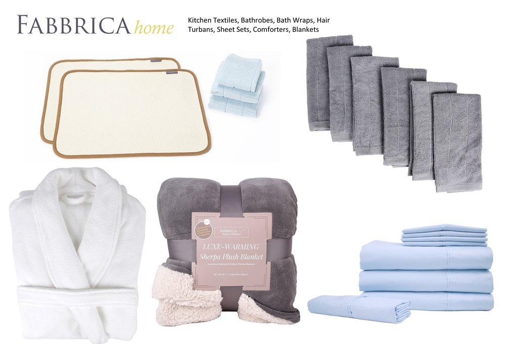 Fabbrica Home Textiles