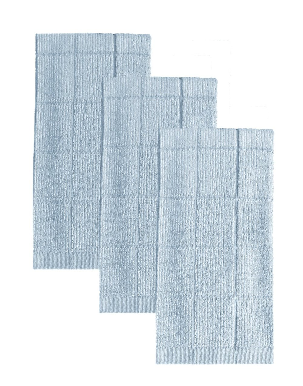 Sky Blue Bamboo Kitchen Towel - Set of 3.jpg