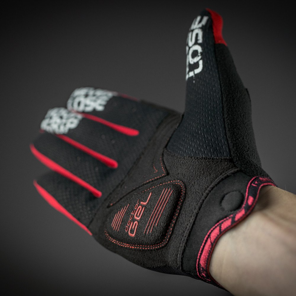 Supergels - More than a decade of research and development are distilled in the SuperGel XC gloves. The GripGrab SuperGel XC has the most shock absorbing technology throughout the GripGrab range of full finger gloves.