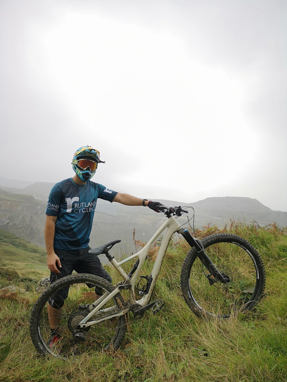 How far can you push a trail bike? - Read more