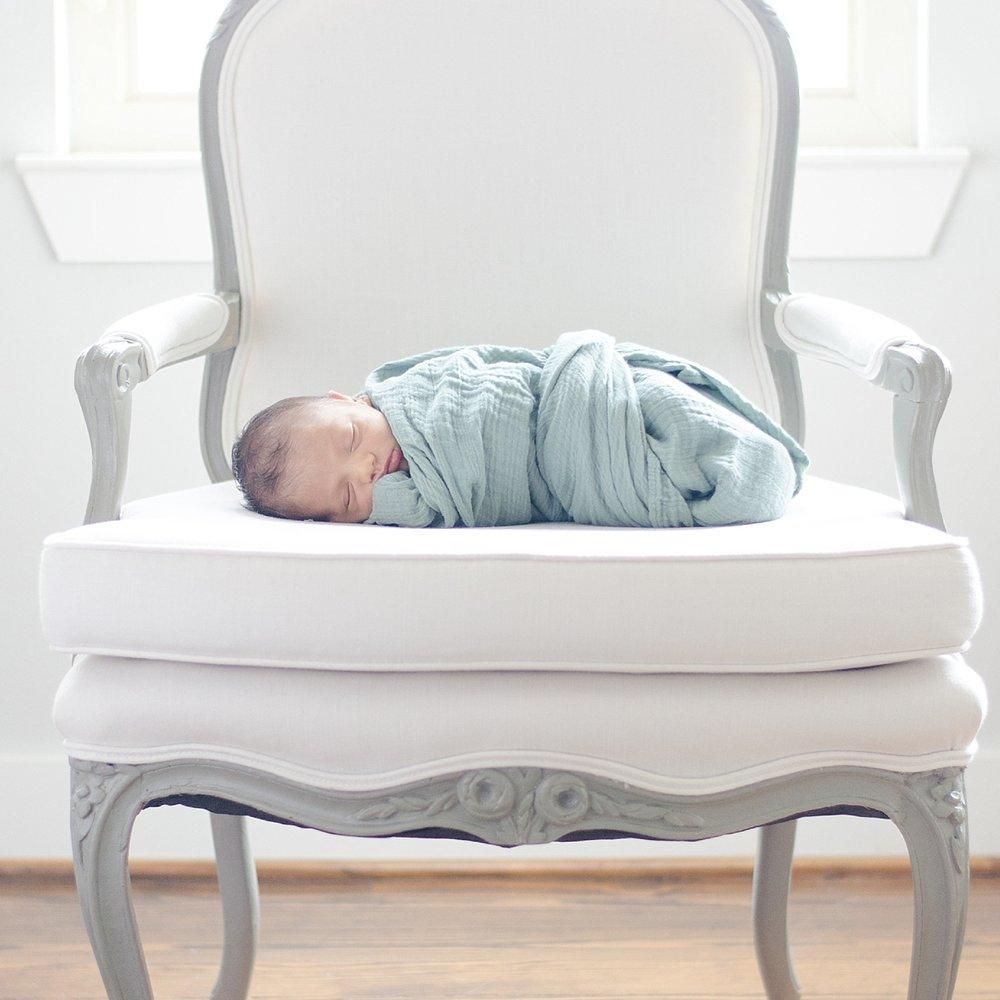 baby gideon newborn
