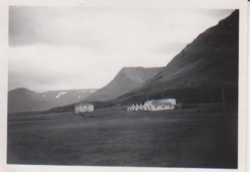 The farm at Sæból