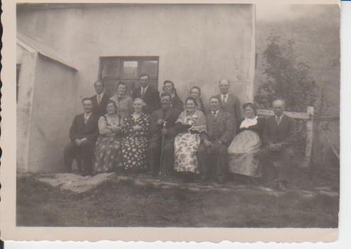 All the farmers in Ingjaldssandur