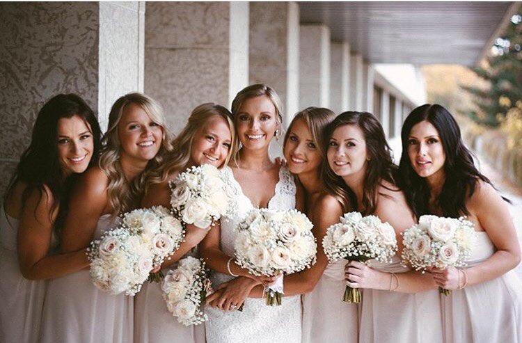 Bride: Sarah  Photo: My Boots Photography  Assisting MUA: Kiley Nagy