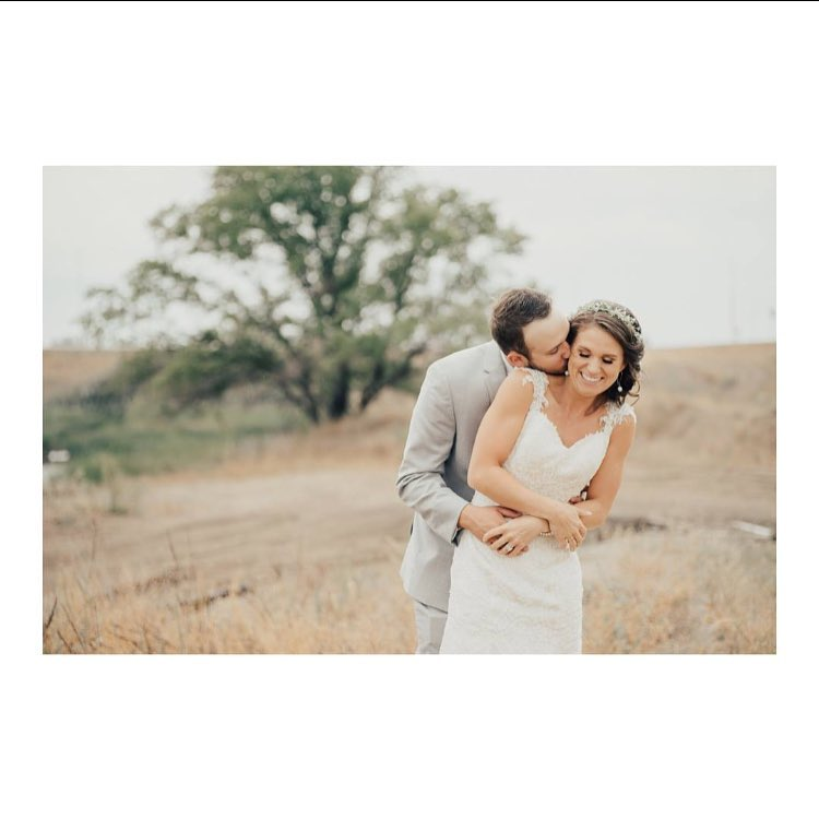 Photo: JL Photography  Bride: Taylor  Hair: Hot Shades Pilot Butte