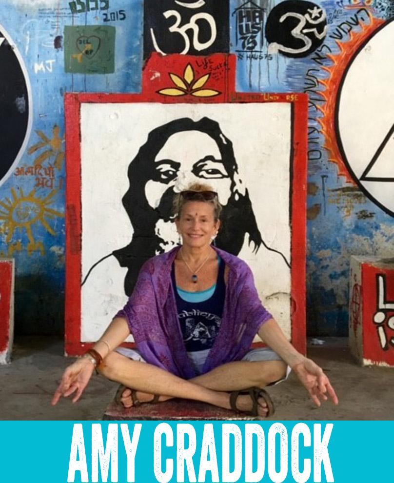Bio for Amy Craddock
