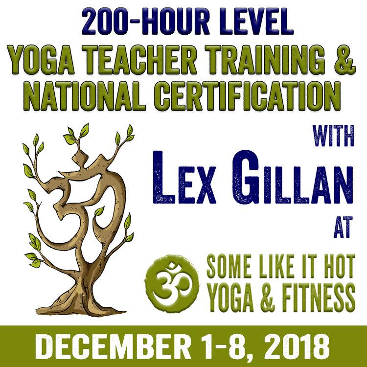 200 Hour Yoga Teacher Training National Certification Course