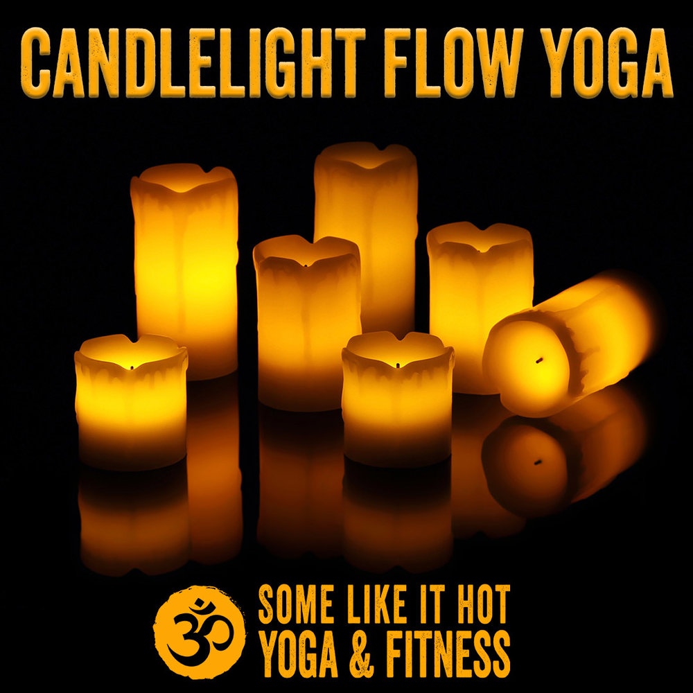 Candlelight Flow - offered in warm and hot