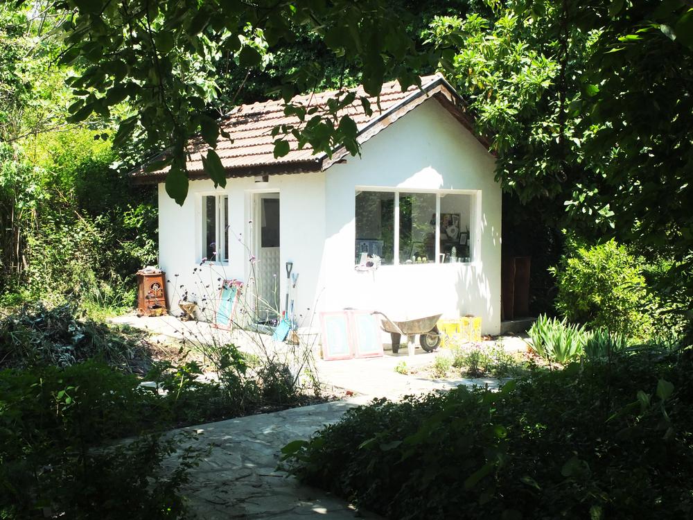 The Ottostop studio, Yaniklar, Fethiye, Turkey