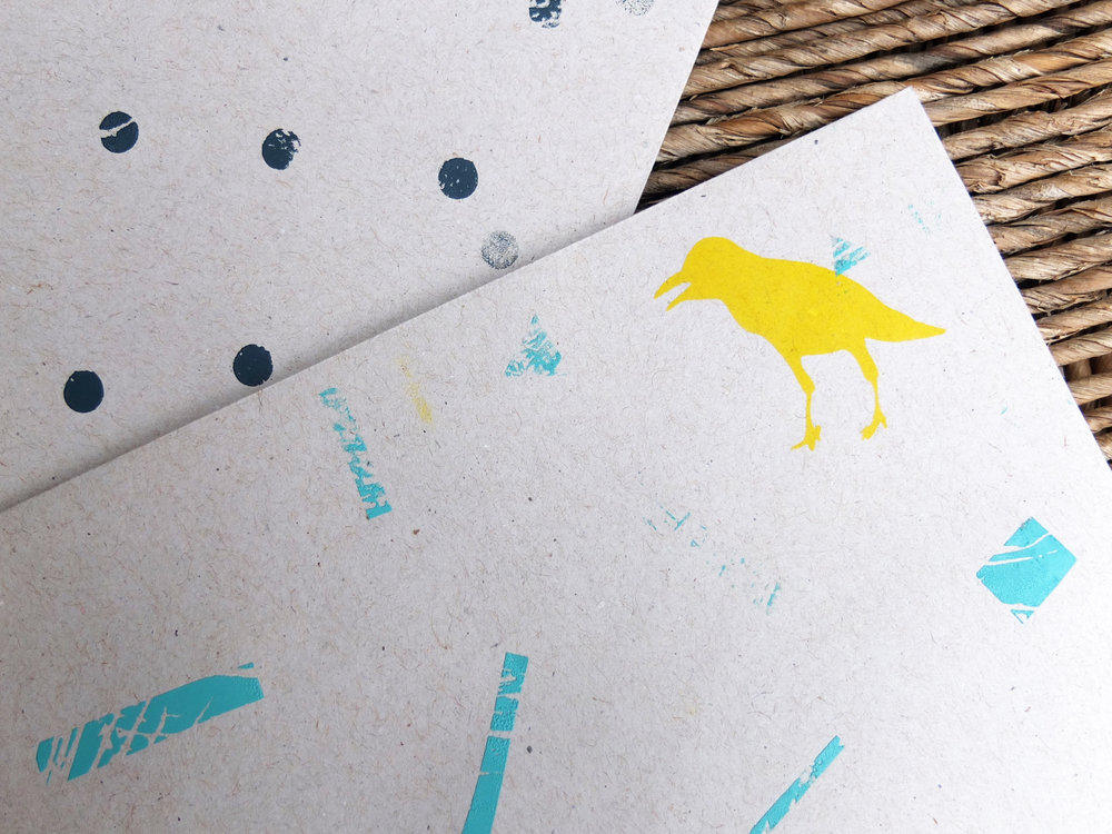 Printed envelopes!