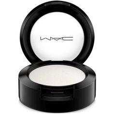 White eyeshadow