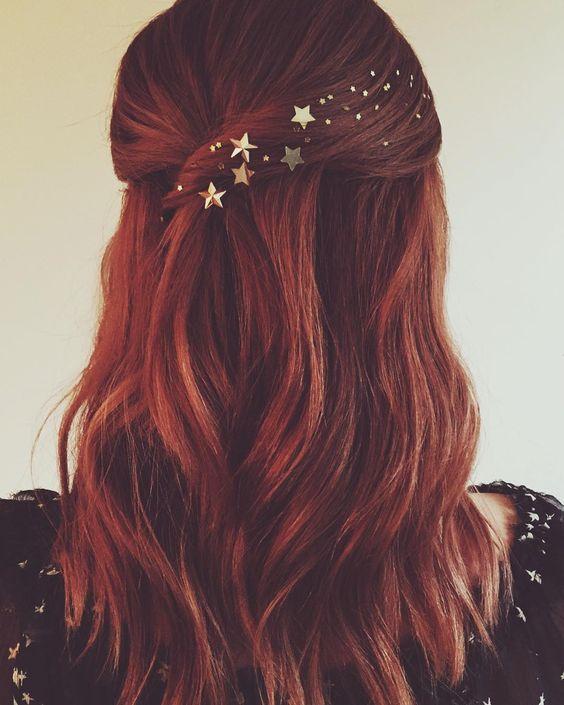 Haarstickers