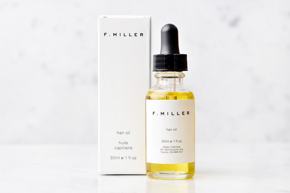 F. Miller - haarolie