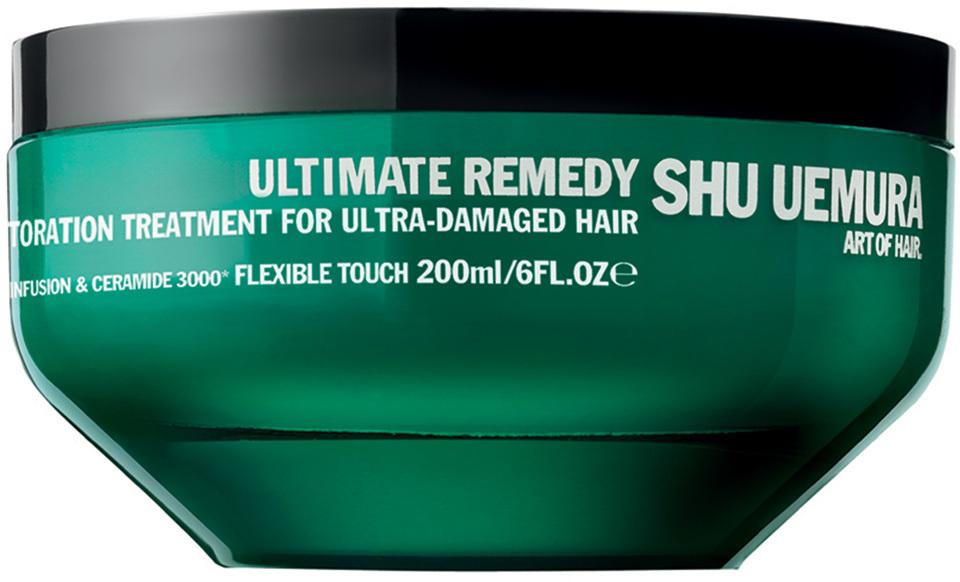 Shu Uemura - intens herstellend masker