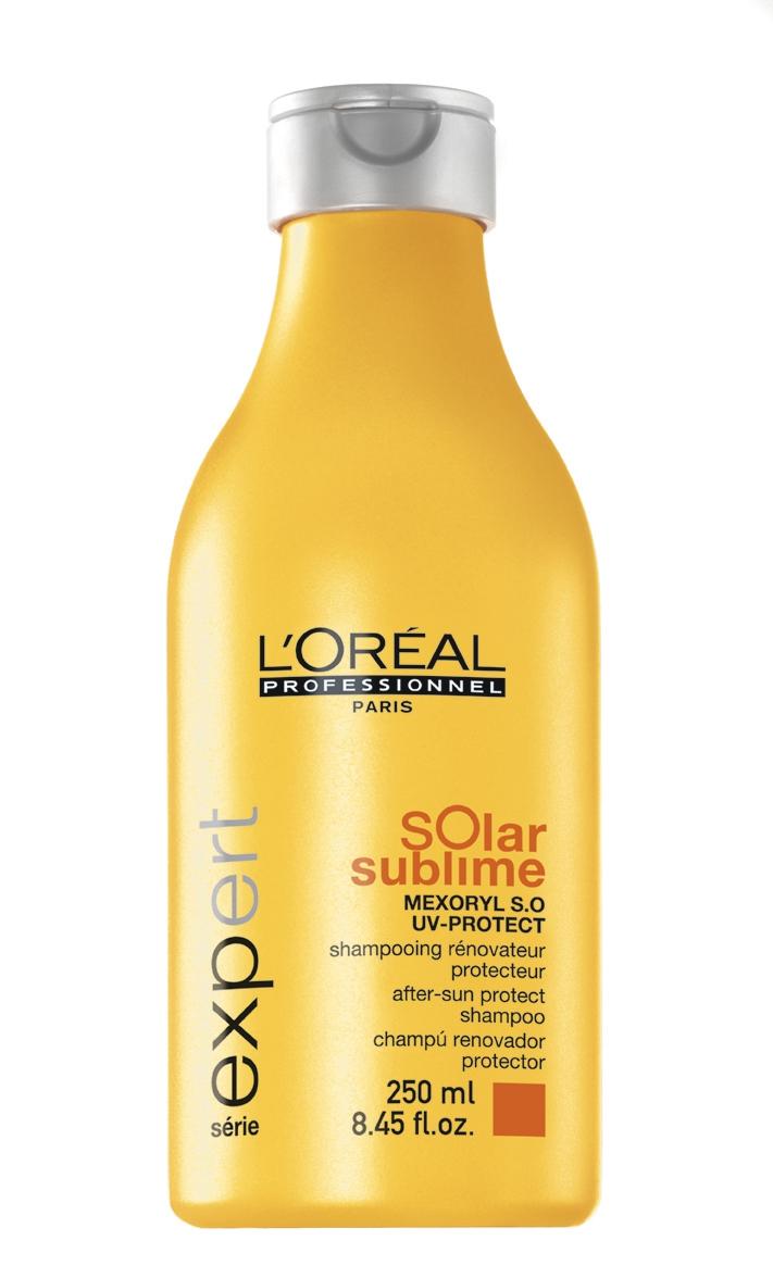 L'oréal - shampoo met UV-bescherming