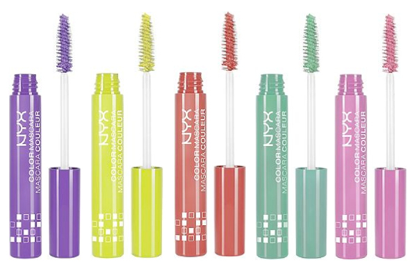 Nyx Cosmetics - color mascara