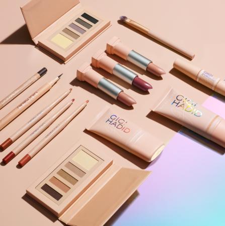 Gigi Hadid X Maybelline - de eerste makeupcollectie van Gigi in samenwerking met Maybelinne. - limited edition