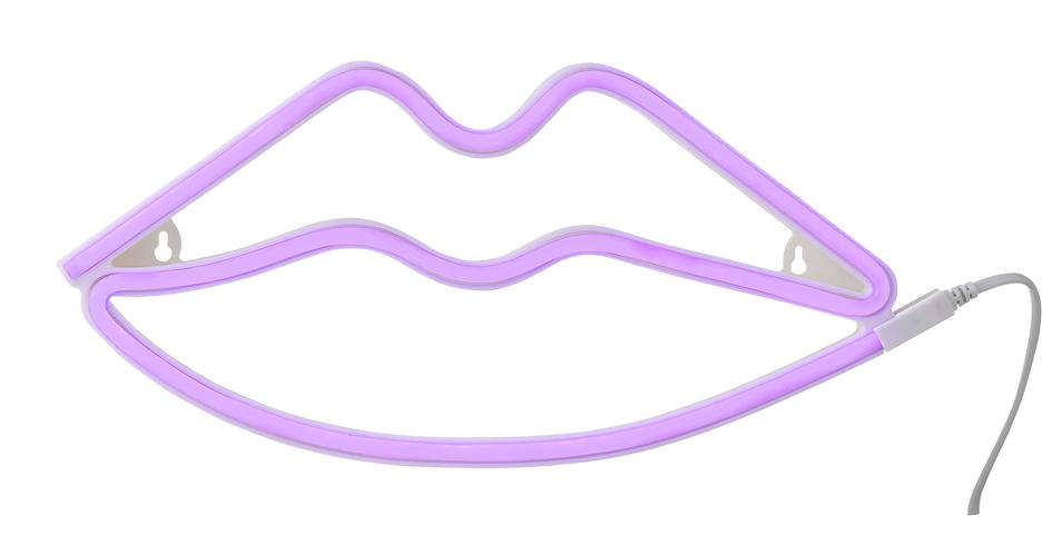 Hema neon wandlamp - €27,50