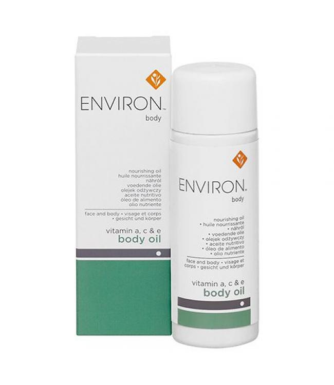 Environ Body A, C & E Oil, € 52,00