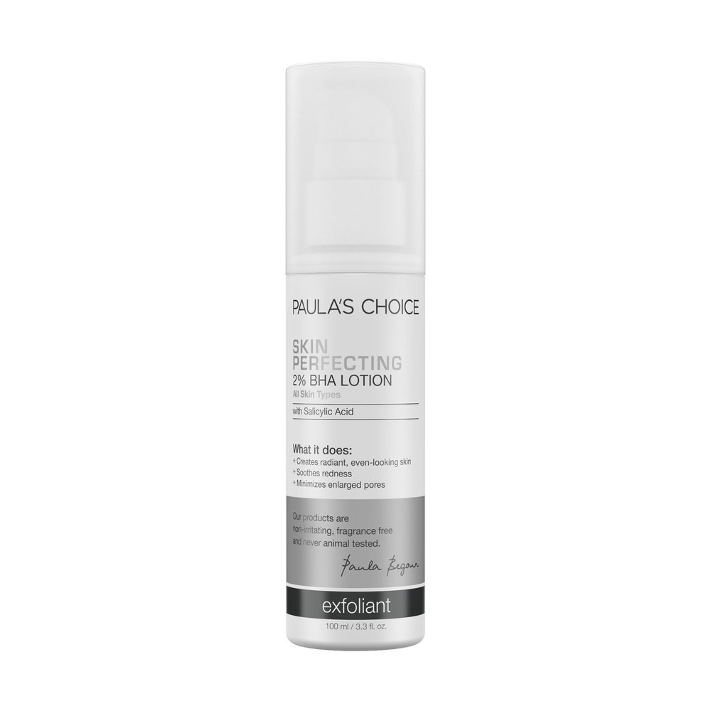 Paula's Choice Skin Perfecting 2% BHA Liquid – Leave on exfoliant, € 33,00