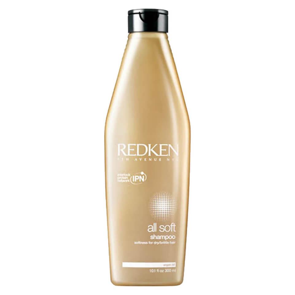 Redken All Soft-shampoo -