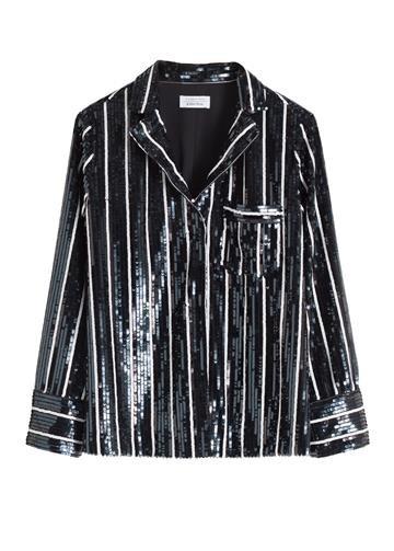 Pyjama glitter shirt - 99€