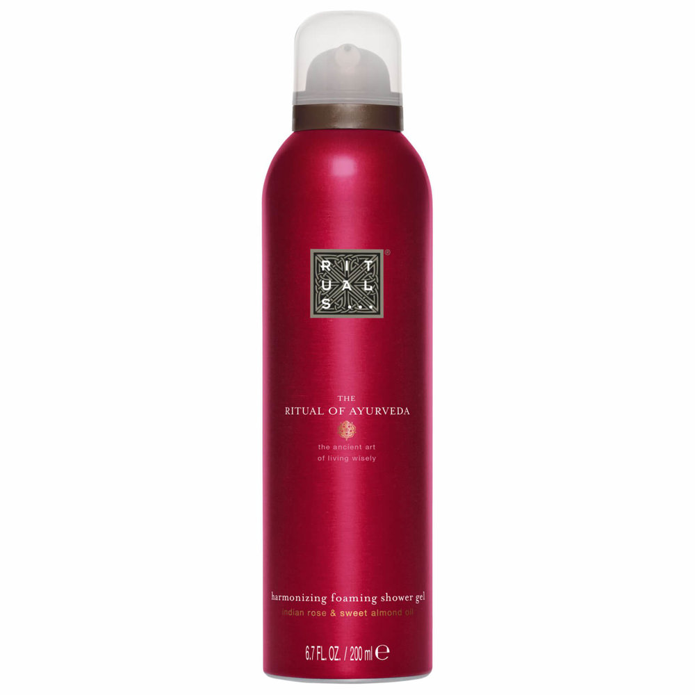 Rituals  - foaming shower gel €8.50