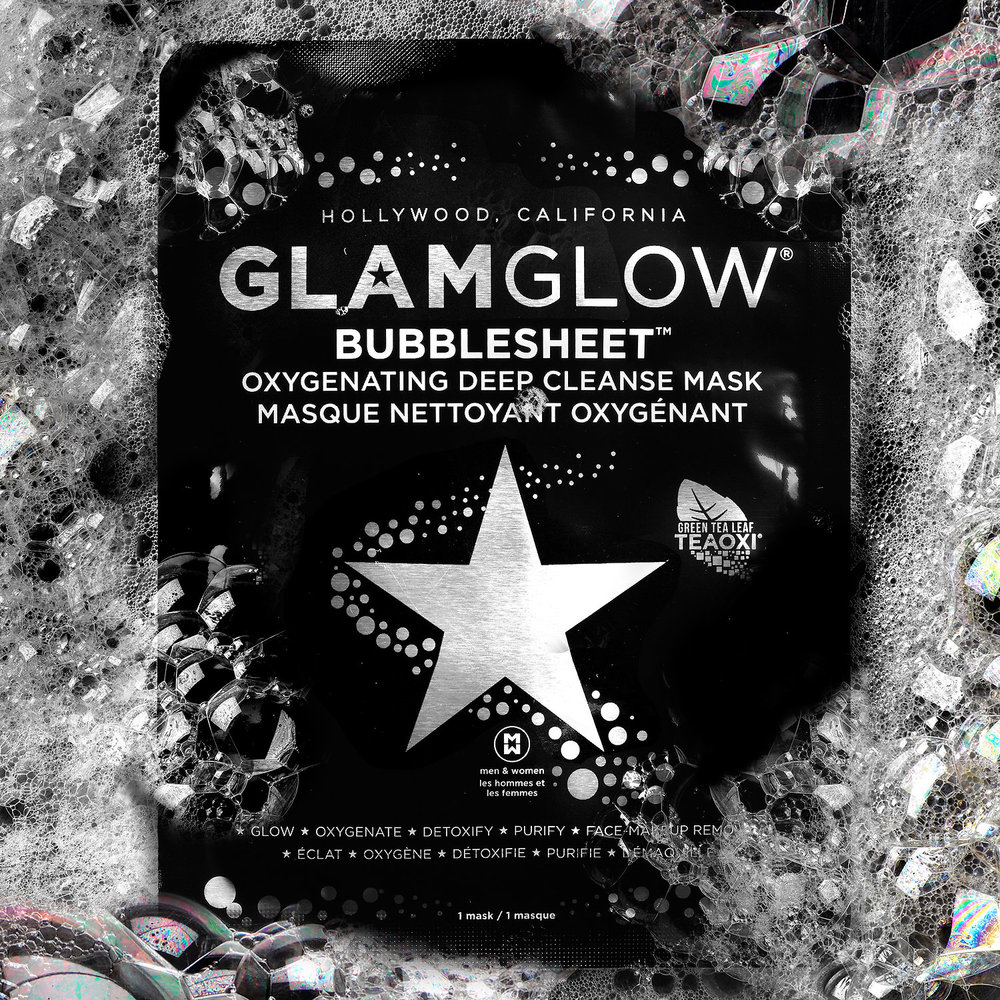 Glamglow - Bubble sheet masker €8.99