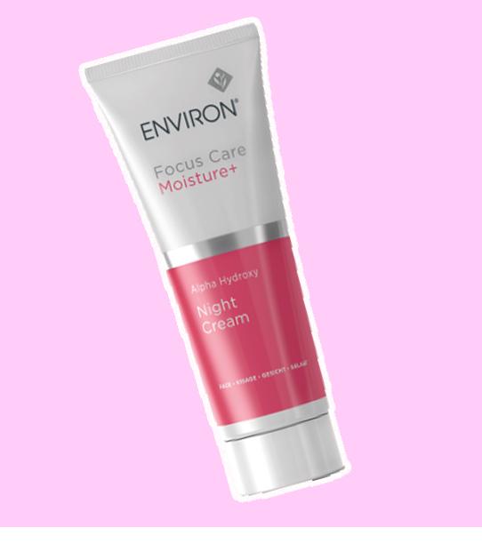 Environ Focus Care Moisture Alpha Hydroxy Night Cream - €55