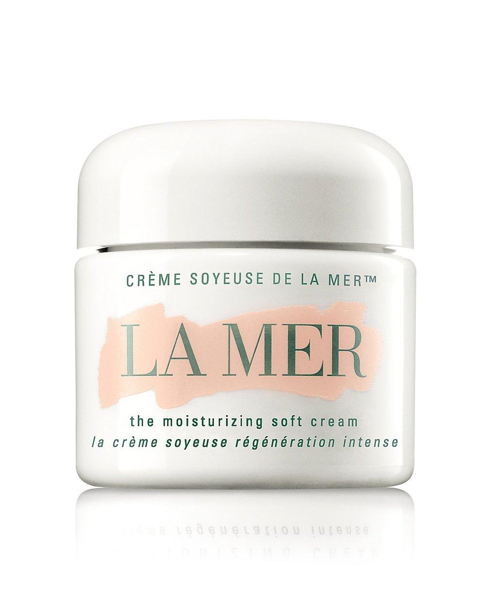 La Mer moisturising cream  - €159.90