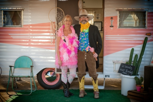 The King & Queen of Trailer Prom!