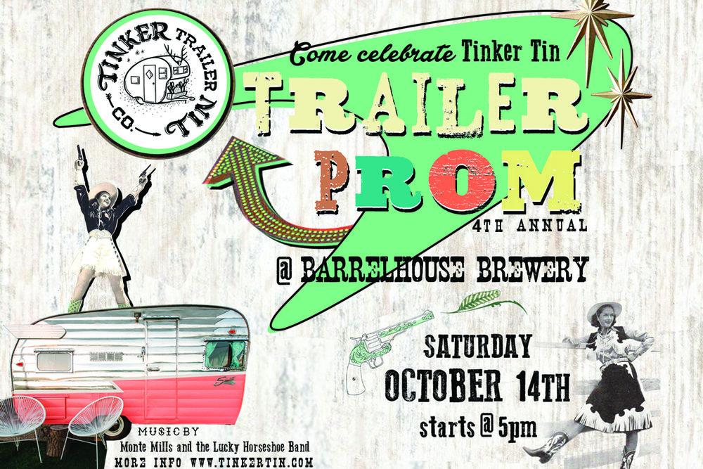 Tinker Tin Vintage Trailer Prom