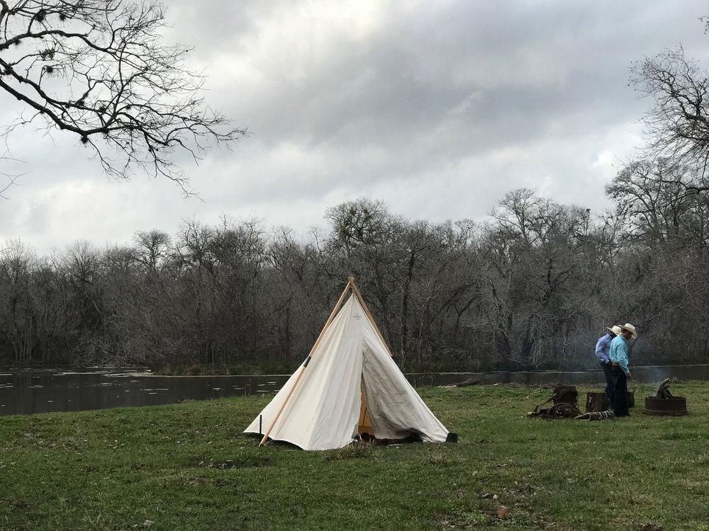 Range Tent Rental