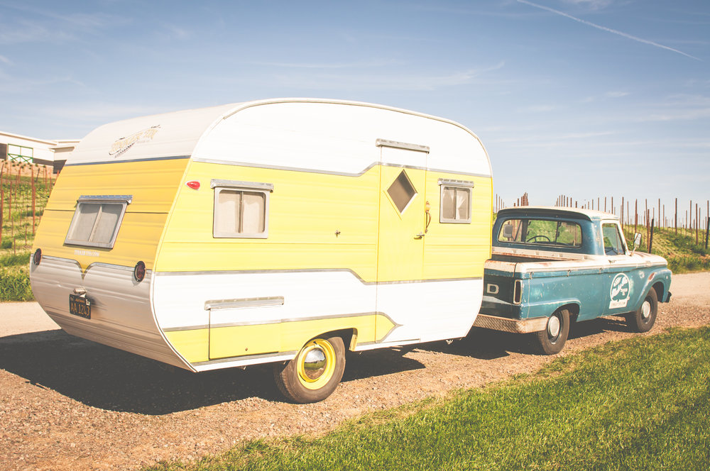1953 Crown Vintage Trailer