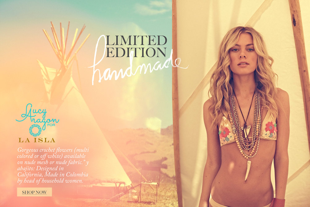 Styled Tipi Catalogue Shoot